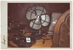 Vintage (isayx3) Tags: camera texture film radio 35mm vintage polaroid fan nikon ray projector flash scratches retro ring frame f2 nikkor d3 sb800 strobist plainjoe rayflash rayring isayx3