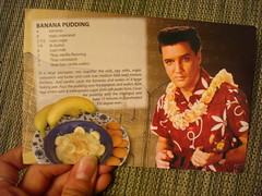Elvis Pudding