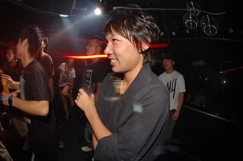 Black Chocolate -浴衣 Night- 2009/08/22