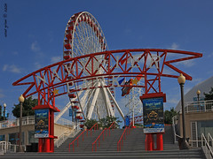 Navy Pier Chicago, A personal Tour (iCamPix.Net) Tags: chicago canon illinois navypier familyfun vacations cookcounty 2320 markiii1ds