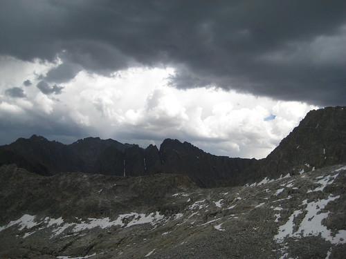 Storm's a comin...