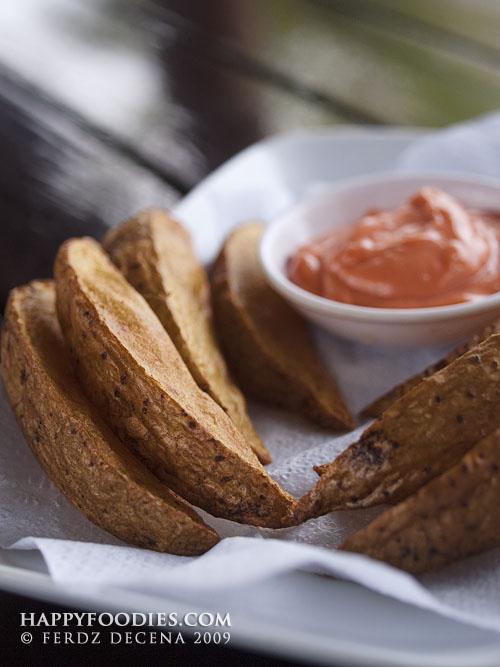 Potato Wedges (P25)