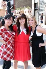 Renegade Craft Fair, Chicago( Me, Mandi and Jen)