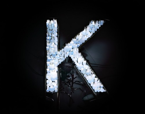 de K is van kandelaar
