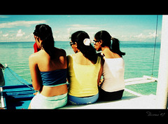far beyond... (Douano) Tags: beach babes seaview mactanisland dandee douano lauriceklaire rebluanne