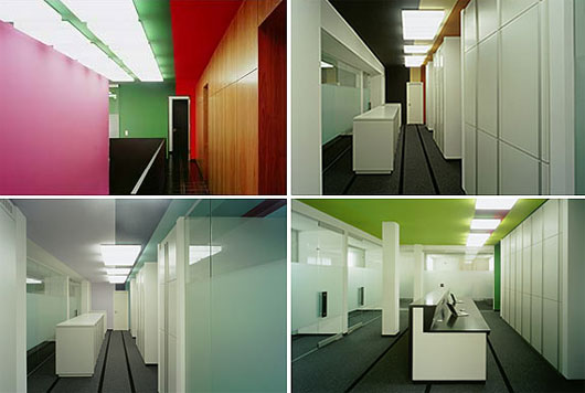 colorful office interior advertising agency in panama advertising office interior design