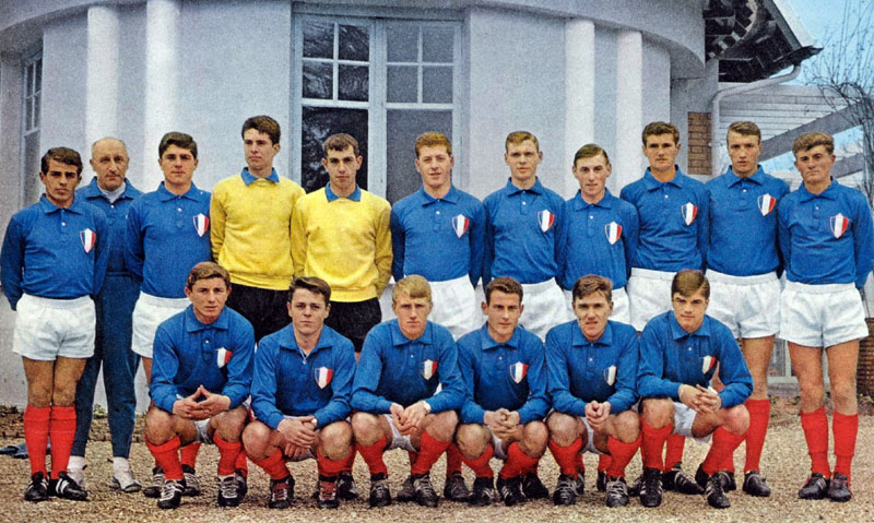 france juniors 1963