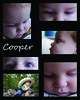 Cooper in Color (rhonda gibson) Tags: boy horse baby eyes cowboy mosaic blueeyes riding saddle littlecowboy