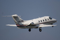 CS-DMK - RK-464 - Netjets Europe - Beech Hawker 400XP - Luton - 090402 - Steven Gray - IMG_2898