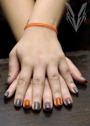 10/15/09 - Nail Art