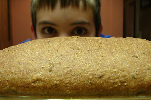 Eyes on Bread