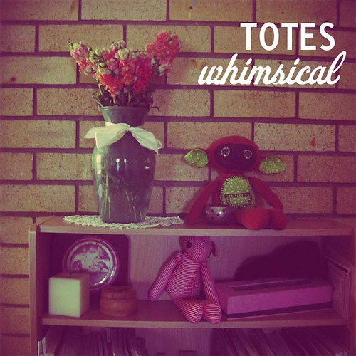 Totes whimsical
