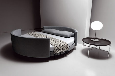 Sofa Bed from Saba Italia – Beautiful for Modern Contemporary Interior