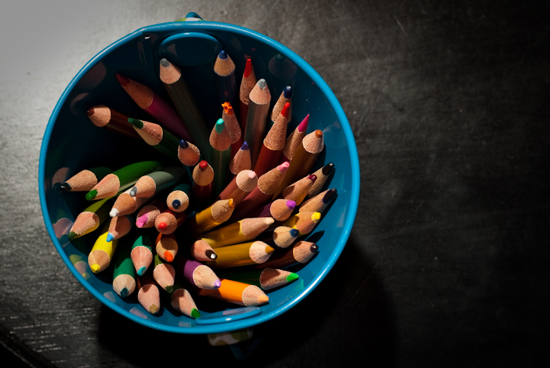 Day 14: Pail of Colors