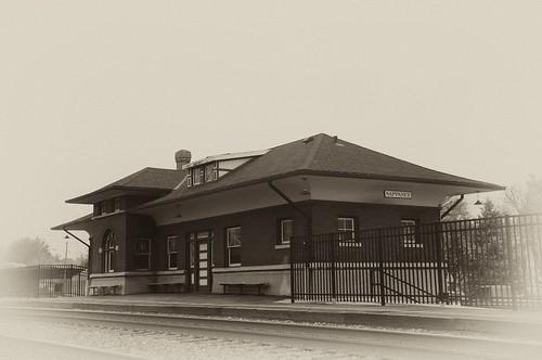 Nappanee Station