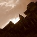 Angkor Wat at Dusk (Sepia)