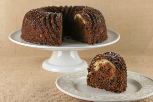 Carrot Walnut Bundt - I Like Big Bundts