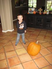 IMG_6823 (tswierk) Tags: halloween pumpkin andrew