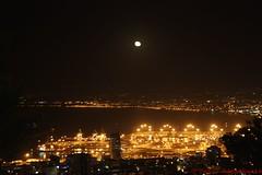 Haifa naktį