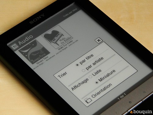 Sony Reader Touch Edition 64 sur 91