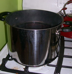 Giant Pot o'Tea