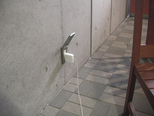 無限インターネット@時計台地下