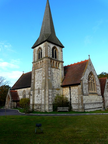 St John the Baptist Parish Church, Greatham, Hampshire
