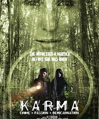 Karma - Crime Passion Reincarnation poster