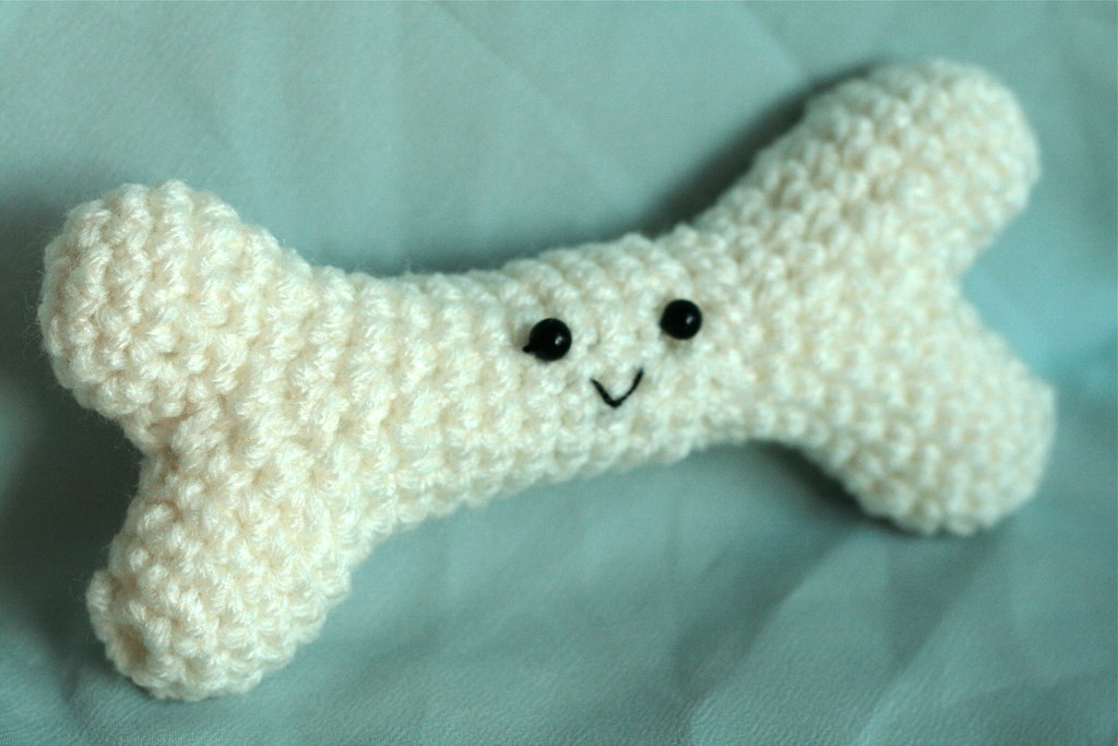 Amigurumi Dog Bone : The Worlds Best Photos of bone and kawaii - Flickr Hive Mind