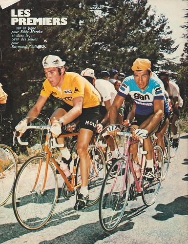 Poulidor and Merckx