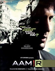 [Poster for Aamir]