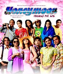Honeymoon Travels Pvt. Ltd. poster