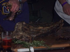 Atlanta PRIMAL 09 - Slicing ribs (AtlantaWineGuy) Tags: atlanta ribs primal