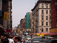Chinatown, New York by Patrick Nelson, on Flickr