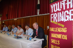 West Belfast Youth Talks Back 5-8-09  (87) (File an Phobail) Tags: ireland festival radio community tour events culture fein gaeilge tours gaelic stormont sdlp dup uup westbelfast sinnfin feile westbelfastfestival feilefm allianceparty feileanphobail