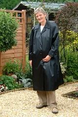 3 - CBO - 10a (Silver Linings) Tags: mac rubber raincoat rainwear rubberised