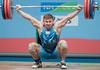 Kuznetsov KAZ (Rob Macklem) Tags: china men olympic 2009 lu 85kg olympicweightliftingkoreaworldchampionshipsgoyangcity