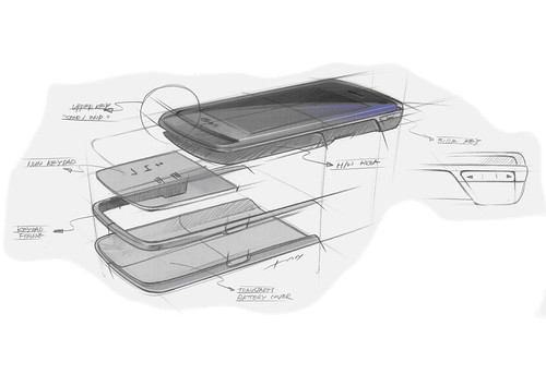 LG GD900 Crystal sketch (1)