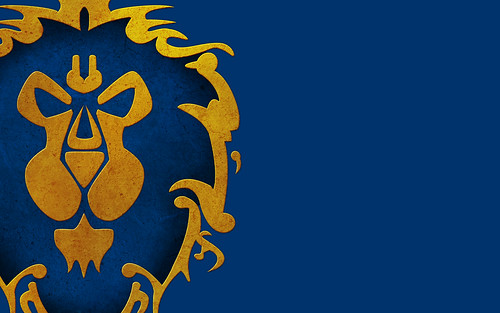 world of warcraft wallpaper alliance. alliance horde 1280 x 800