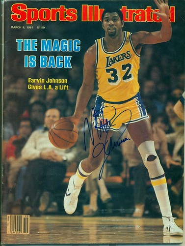 Flickriver: Photoset 'Autographed Sports Illustrateds' by