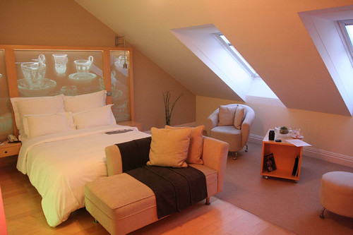 Le Meridian room