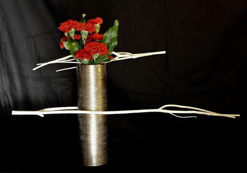 Ikebana di Natale (realizzato da Luca Ramacciotti)