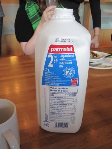 Milk from the bitro - free