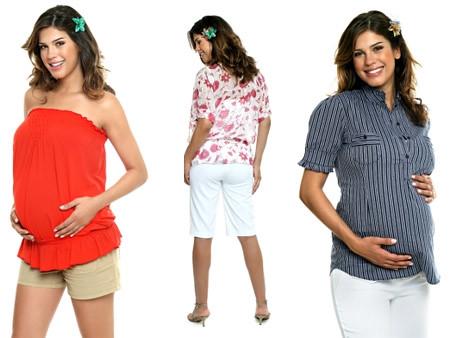 fotos de roupas: moda gestante