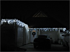 New icicle lights