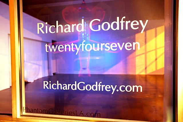 richard godfrey  by Phantom Galleries LA