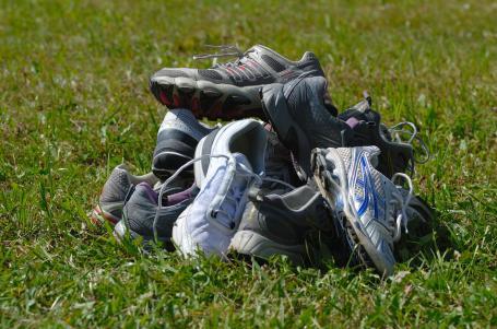 Potřebuje běžec více párů bot?