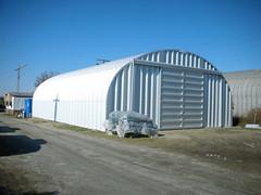 SteelMaster Commercial Steel Building.