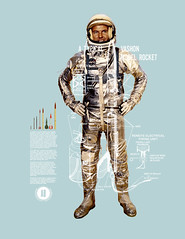 Astronaut (Arian.Behzadi) Tags: blue space rocketman astronaut suit rocket arian msced behzadi