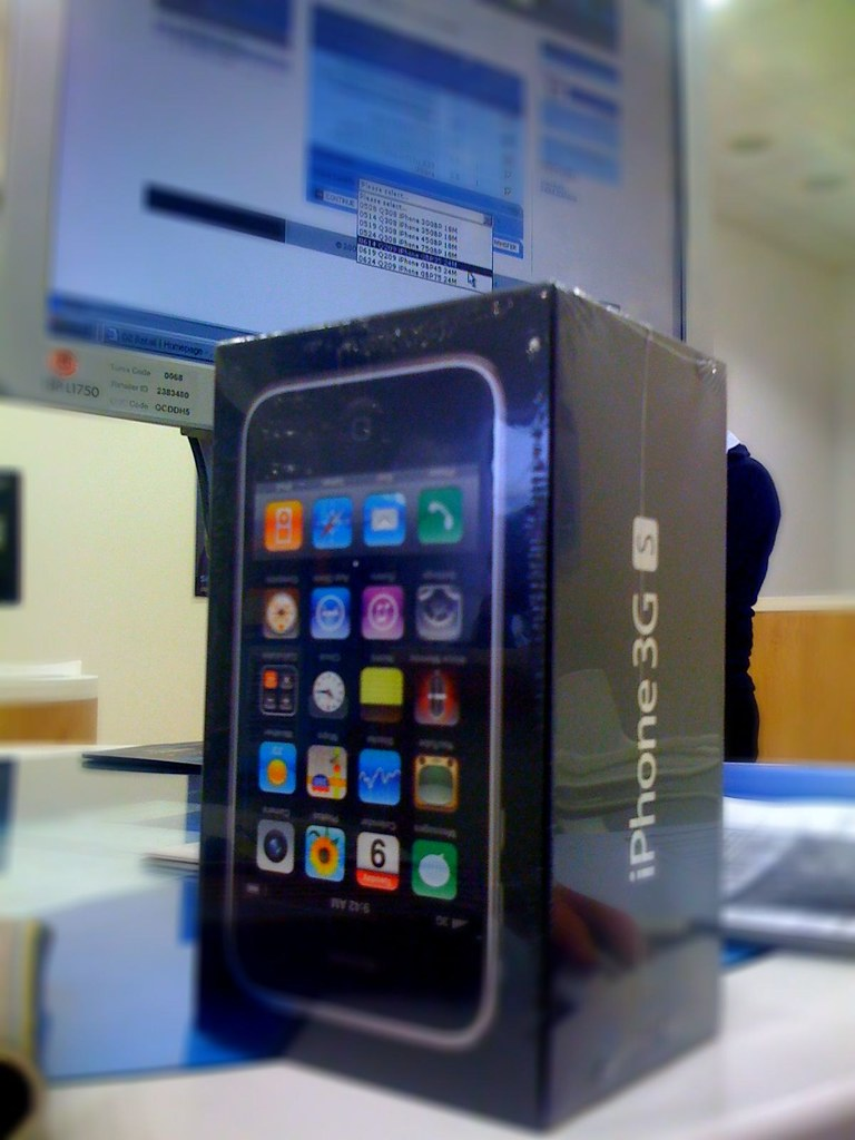 Upgrading to the iPhone 3Gs